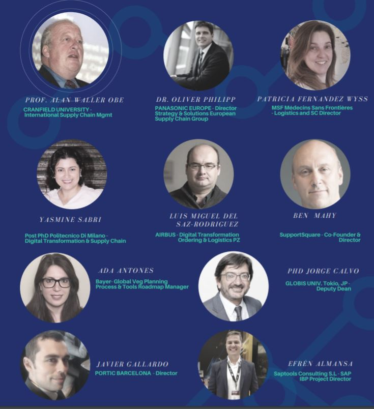 """6th SCLForum 2018 """"SMARTER SUPPLY CHAINS"""" 