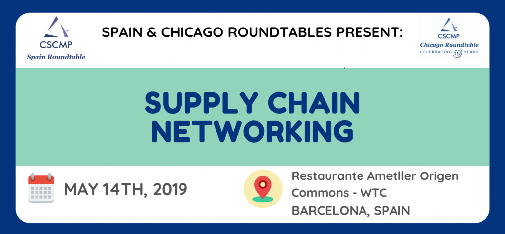 NETWORKING COCKTAIL: Digital Supply Chain